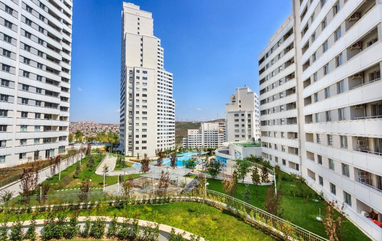 2Bedrooms Spradon Vadi Bahçeşehir Slide13