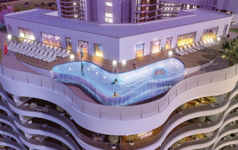 1Bedrooms Blue Lake Istanbul Slide5